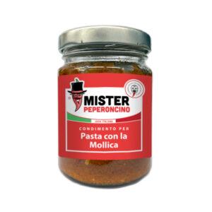 condimento per pasta con la mollica